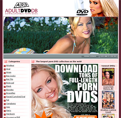 Adult DVD db