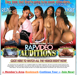Rap Video Auditions