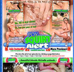 POV Squirt Alert